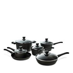Scanpan - Stratanium Classic 11-Piece Deluxe Cookware Set
