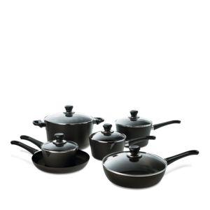 Scanpan Stratanium Classic 11-Piece Deluxe Cookware Set 2761959
