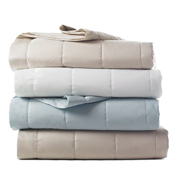 Bloomingdale's Down Alternative Asthma & Allergy Friendly Blankets - 100% Exclusive