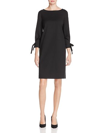 Lafayette 148 New York - Paige Tie Cuff Shift Dress