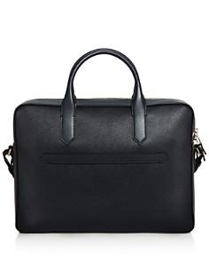 Smythson - Panama Leather Slim Briefcase