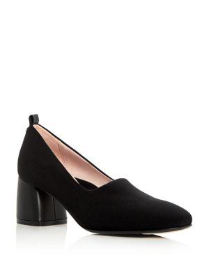 Taryn Rose Women's Block Heel Pumps