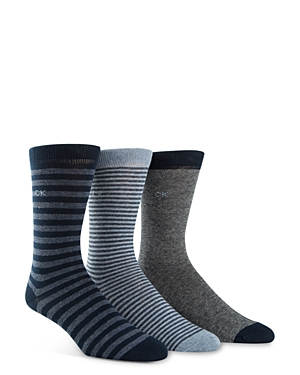Calvin Klein Assorted Socks, Pack of 3