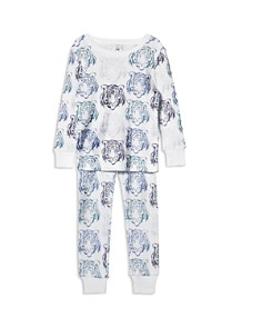 Aden and Anais Boys' Tiger-Print Pajama Set - Baby - Bloomingdale's_0