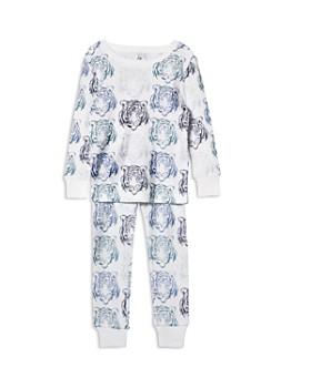 Aden and Anais - Boys' Tiger-Print Pajama Set - Baby