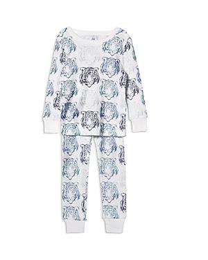 Aden and Anais Boys TigerPrint Pajama Set  Baby