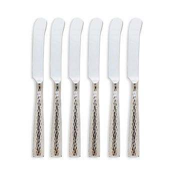 Ricci Argentieri - Anvil 6-Piece Pate Knife Set