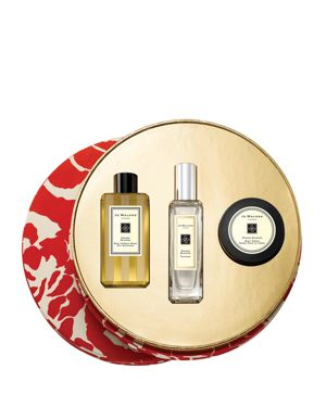 ORANGE BLOSSOM GIFT SET