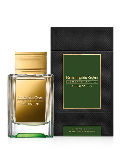 Ermenegildo Zegna - Elements of Man: Strength