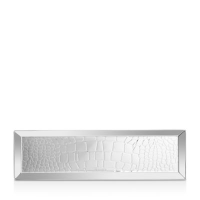 $Christofle Croco D'Argent Pencil Tray - Bloomingdale's