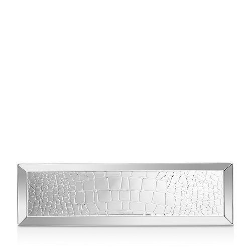 Christofle - Croco D'Argent Pencil Tray
