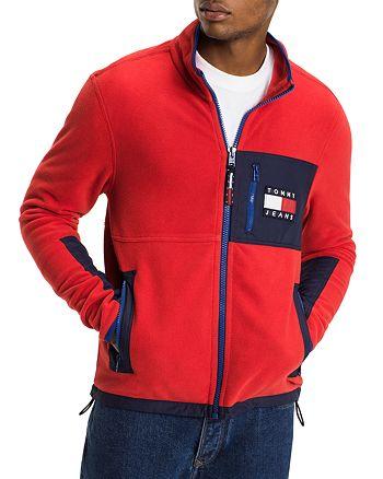 Tommy Jeans - 90's Full-Zip Fleece Jacket