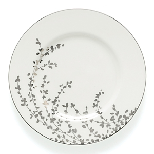 kate spade new york Gardner Street Platinum 9 Accent Plate