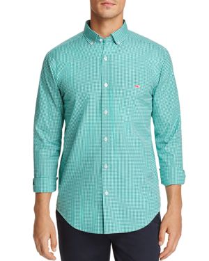 Vineyard Vines Old Town Gingham Classic Fit Button-Down Shirt