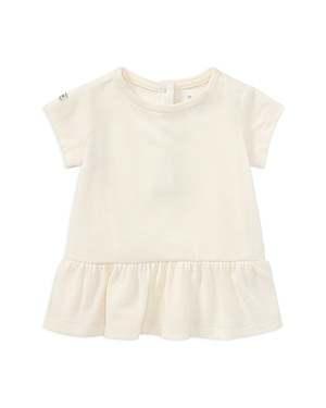 Ralph Lauren Childrenswear Girls RuffledHem Top  Baby