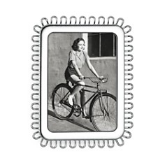 "kate spade new york Keaton Street Silver Frame, 5"" x 7"" - Bloomingdale's_0"