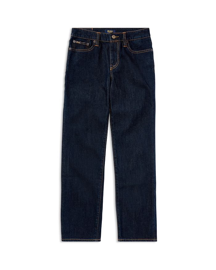 Ralph Lauren - Boys' Straight-Fit Jeans - Little Kid, Big Kid