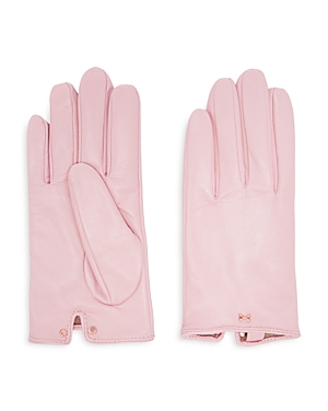 Ted Baker Bowsii Bow Detail Leather Glove