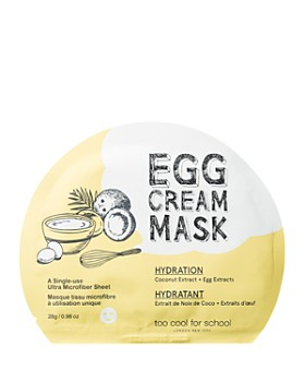 Too Cool For School - Egg Cream Mask Hydration