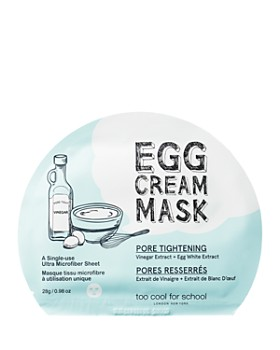 Too Cool For School - Egg Cream Mask Pore Tightening