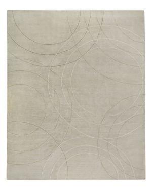 Tufenkian Artisan Carpets Cirque Modern Collection Area Rug, 3' x 5'