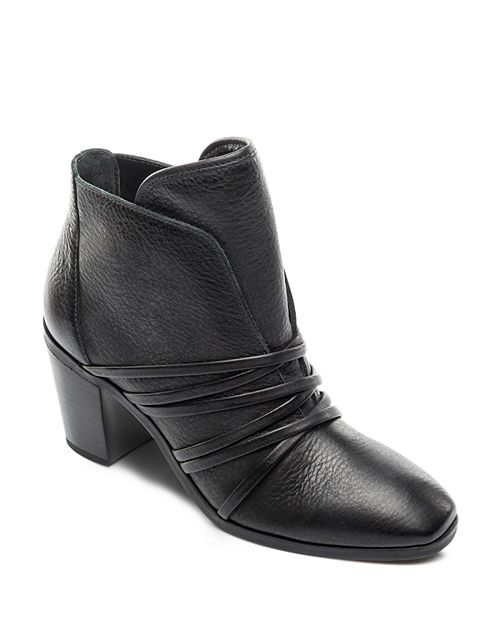 Bernardo - Women's Leather Strappy Booties
