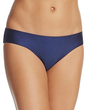 Becca by Rebecca Virtue Shimmer Reversible American Bikini Bottom
