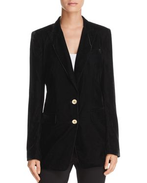 NEW YORK VELVET BLAZER