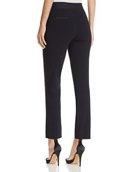 Armani - Cropped Straight-Leg Pants