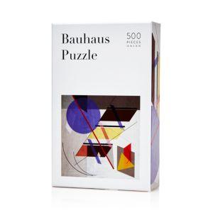 W & P Design Bauhaus 500 Piece Puzzle