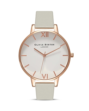 Olivia Burton Big Dial Watch, 38mm