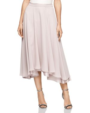 Reiss Spence Midi Swing Skirt