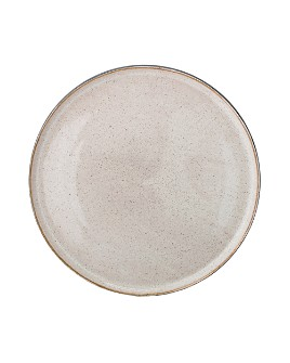 Bloomingville - Round Decorative Stoneware Serving Tray
