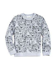 Lacoste x Omy Boys' Graphic Sweatshirt - Little Kid, Big Kid - Bloomingdale's_0