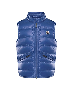 Moncler Boys Puffer Gui Vest  Little Kid