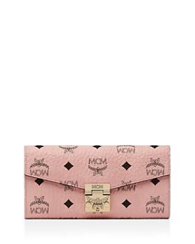 1698ceeba2e5 MCM - Patricia Visetos Large Chain Wallet ...