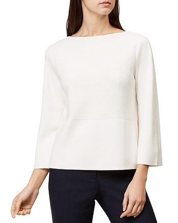HOBBS LONDON - Martina Ribbed Sweater