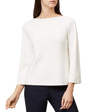 Hobbs London Martina Ribbed Sweater