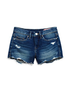 BLANKNYC - Girls' Distressed Cutoff Shorts - Big Kid