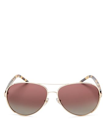 MARC JACOBS - Women's MARC 66/S Aviator Sunglasses, 61mm