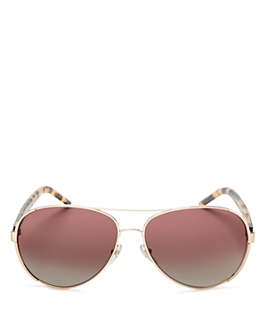 Marc Jacobs Marc 66/S Aviator Sunglasses, 61mm