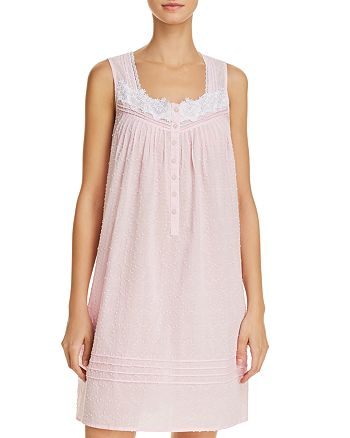 Eileen West - Rose Lawn Short Chemise