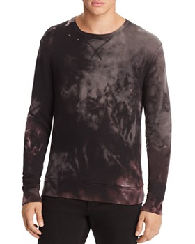 ATM Anthony Thomas Melillo - Tie Dye Crewneck Sweatshirt