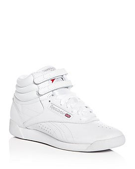 Reebok - Women's Freestyle High-Top Sneakers