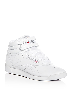 Reebok Women's Freestyle High-Top Sneakers