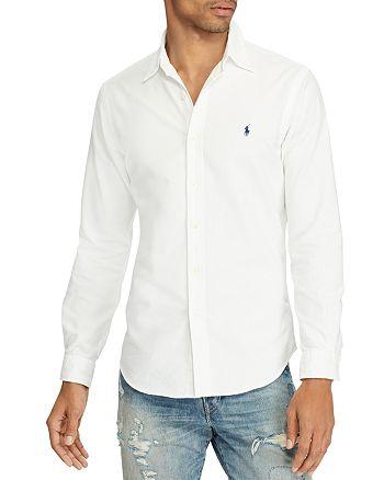 Polo Ralph Lauren - Oxford Slim Fit Button-Down Shirt