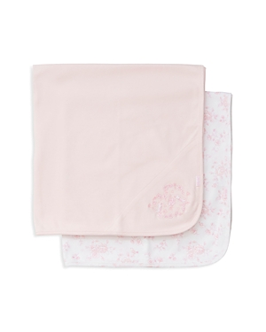 Little Me Infant Songbird Receiving Blankets Set of 2