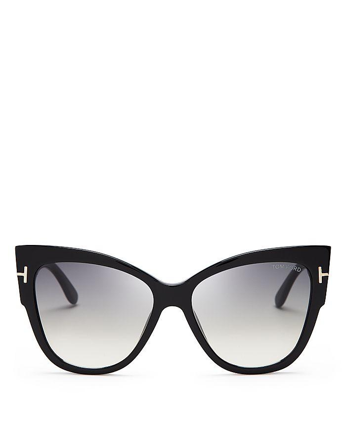 d160346e5249 Tom Ford - Women s Anoushka Cat Eye Sunglasses