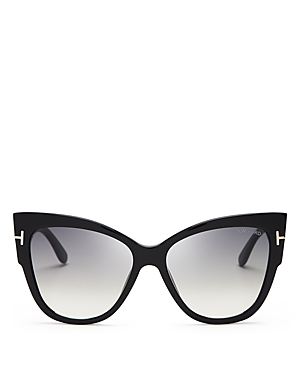 6f8d5a436d UPC 664689646326 - Tom Ford Anoushka Cat Eye Sunglasses