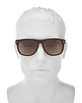 Tom Ford - Men's Olivier Polarized Sunglasses, 55mm